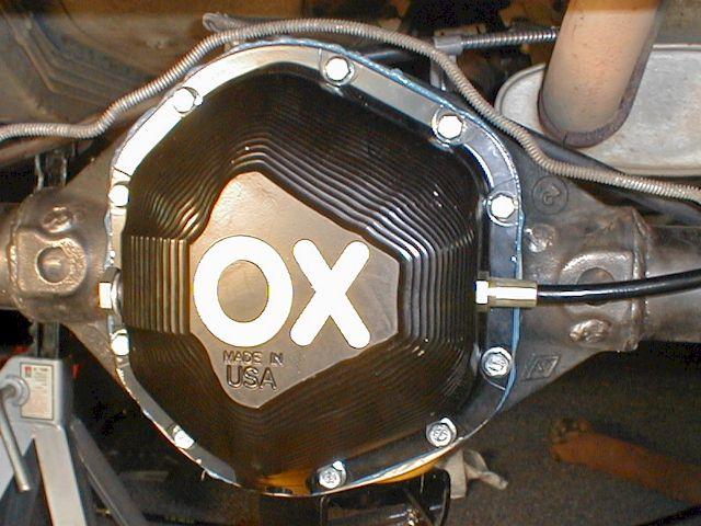 Ox Locker And 4091 Gears Installation In A Dana 44
